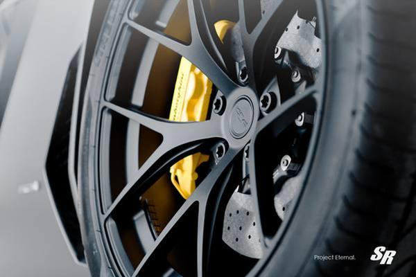 Lamborghini Aventador «Project Eternal» от SR Auto