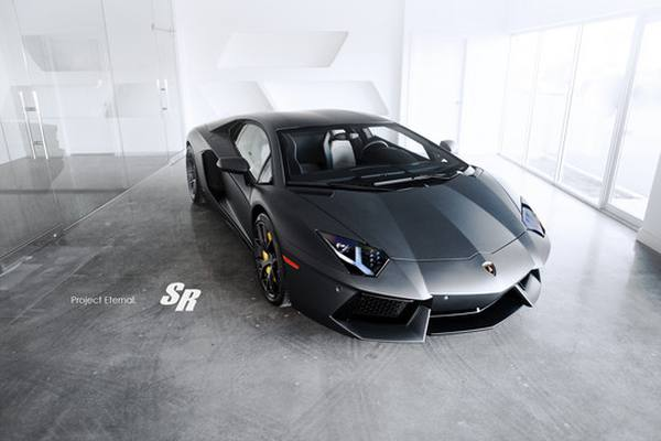 Lamborghini Aventador «Project Eternal» от SR Auto