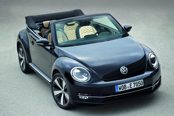 Volkswagen анонсировал Beetle Exclusive