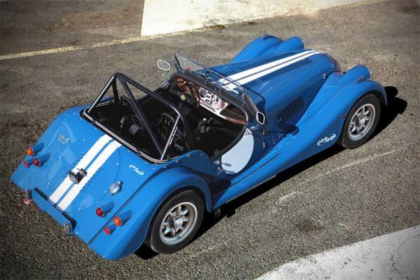 Morgan возродил модель Plus 4 Super Sports