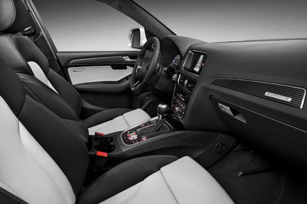 Audi готовит бензиновую версию «заряженного» SQ5