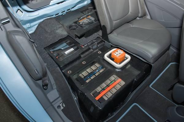 Chevrolet рассекретил некоторые детали о Spark EV