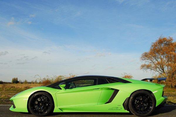 Lamborghini Aventador LP760-4 от Oakley Design