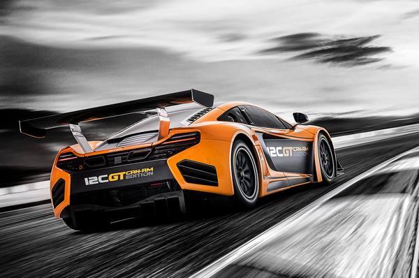 McLaren выпустит 30 экземпляров MP4-12С Can-Am