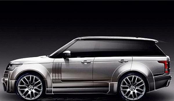 Onyx Concepts доработает Range Rover 2013