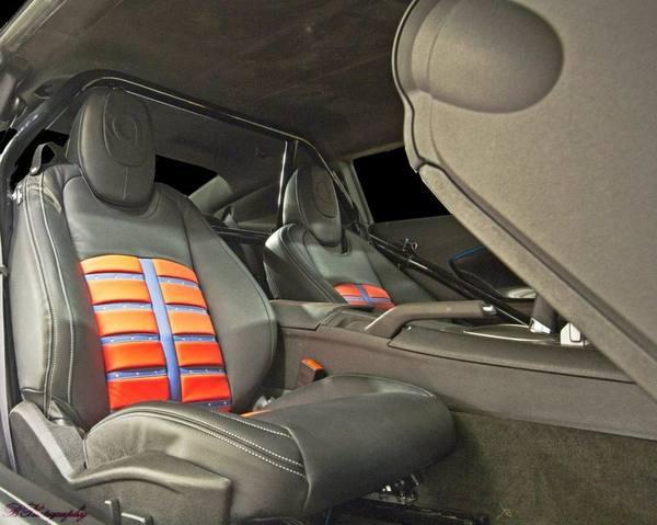 Chevrolet Camaro в тюнинге Livernois Motorsports