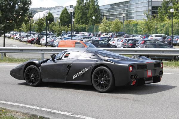 Новые данные о преемнике Ferrari Enzo – F150