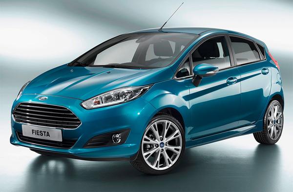 В России Ford Fiesta 2013 сохранит старые моторы