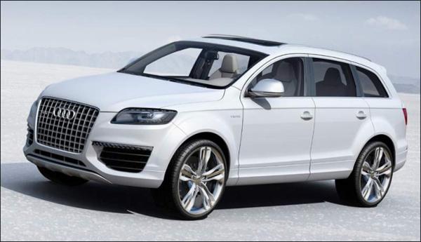 Audi работает над внедорожником Q8