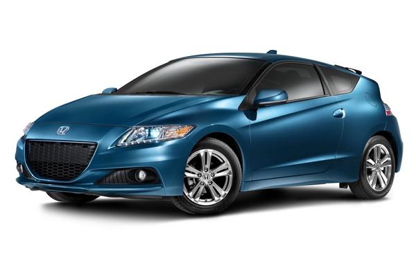 Honda назвала стоимость обновленного гибрида CR-Z