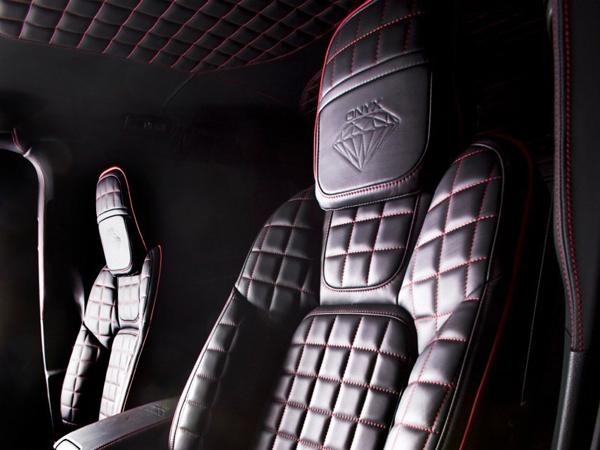 Porsche Cayenne OTS Edition от Onyx Concept