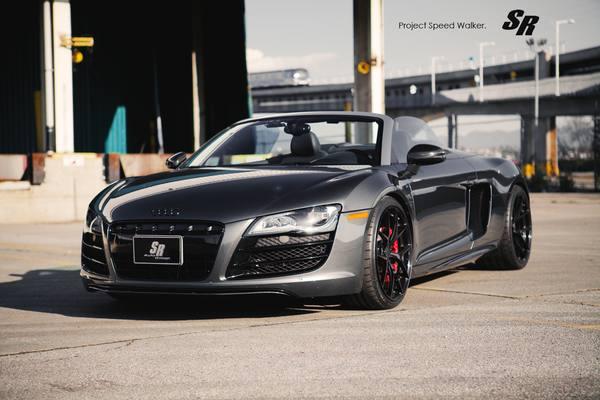 Audi R8 Spyder «Speed Walker» от SR Auto Group