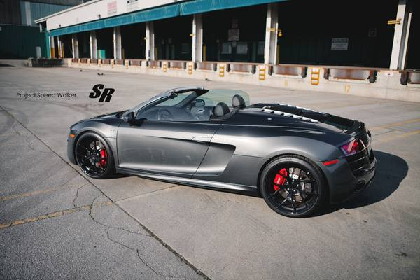 Audi R8 Spyder «Speed Walker» от SR Auto Group