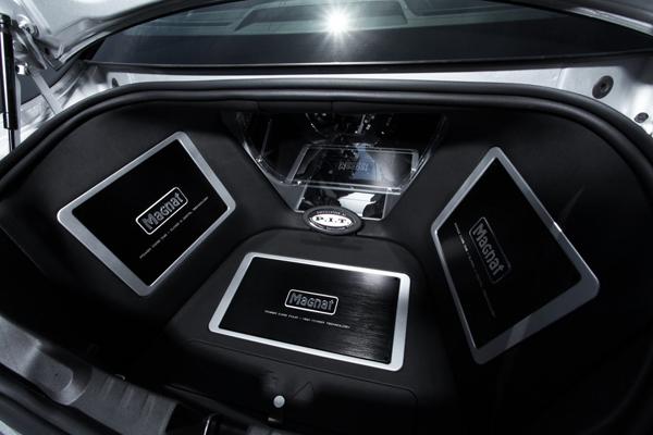 Audio-Camaro от Magnat Audio – 4,4 кВт звука