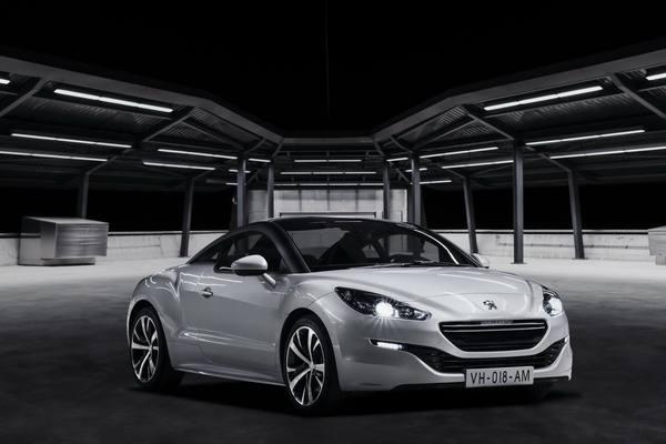 Peugeot огласил цены на обновленное купе RCZ 2013