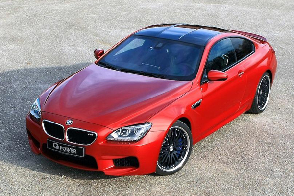 G-Power вскоре покажет тюнинг-пакет для BMW M6