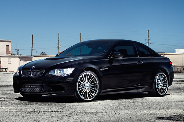 PSI «зарядил» BMW M3 Coupe E92