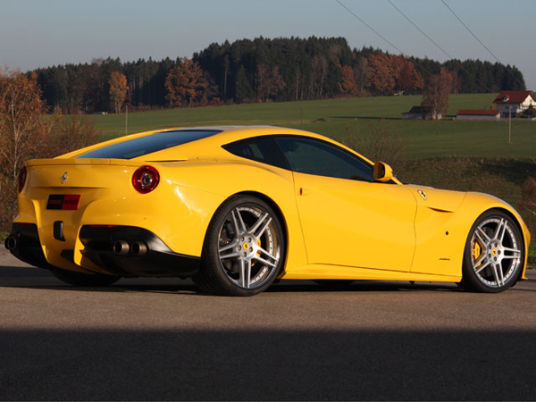 Novitec Rosso поработал над Ferrari F12 Berlinetta