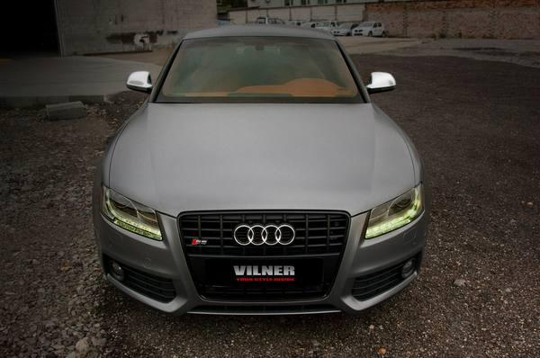 Ателье Vilner приукрасило Audi S5 3.0T