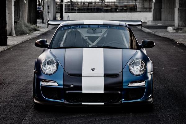 Porsche GT3 RS от ателье Royal Muffler