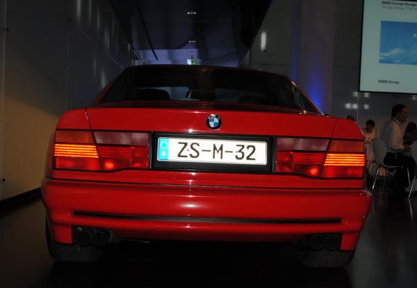 BMW работает над 600-сильным суперкаром M8