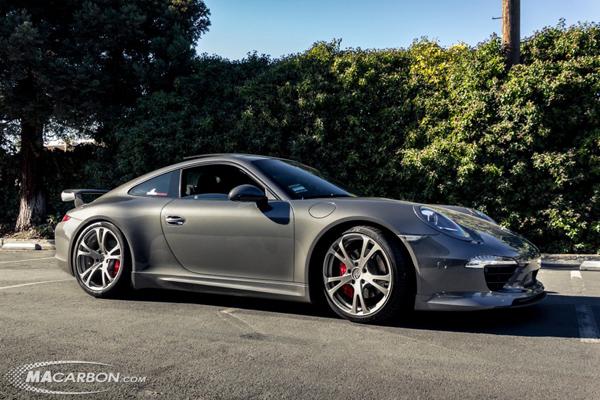 Porsche 911 Carrera S от MAcarbon