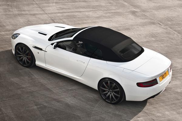 Aston Martin DB9 Volante в тюнинге A. Kahn Design