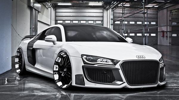 Audi R8 V10 в исполнении Regula Tuning