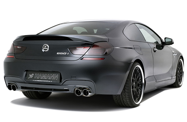 Hamann Motorsports преобразил BMW 6-Series