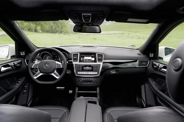 Mercedes-Benz GL 350 от AMG поступил в продажу » Автомобили и тюнинг
