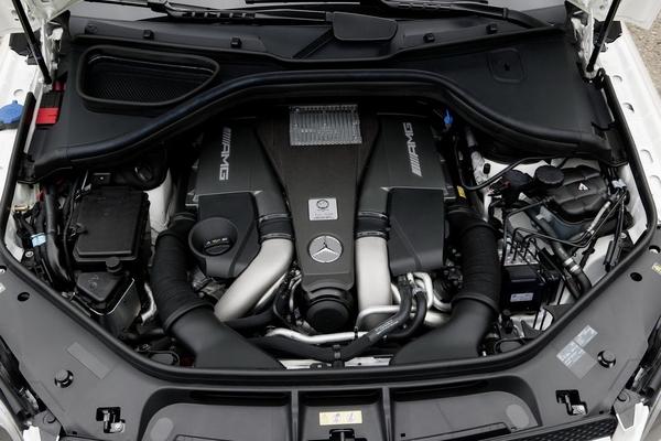 Mercedes-Benz GL 350 от AMG поступил в продажу