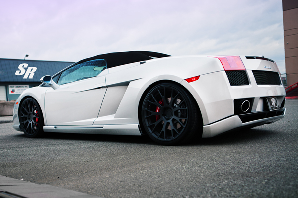 Lamborghini Gallardo Spider Mastermind от SR Auto