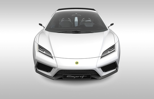 Новый Lotus Esprit готов к производству