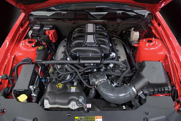 Edelbrock построил 700-сильный мотор Coyote 5.0L