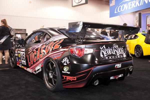 Гоночный болид Scion FR-S GTS от Ken Stout Racing