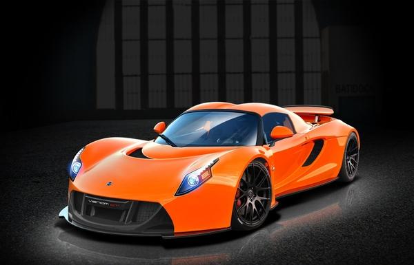 Hennessey создал 1500-сильный Venom GT 2013