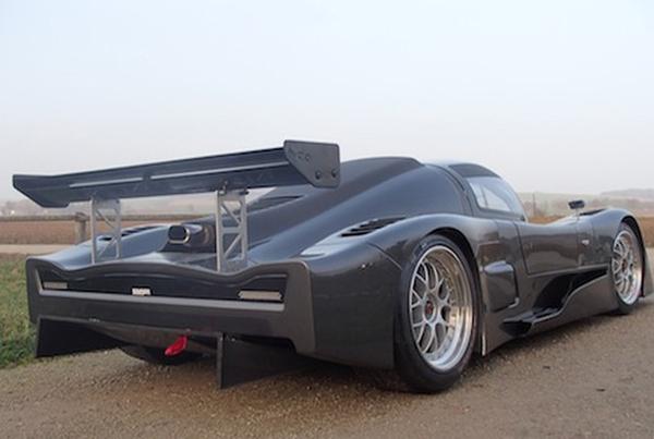 Внук Карло Абарта построил суперкар Milan Abarth