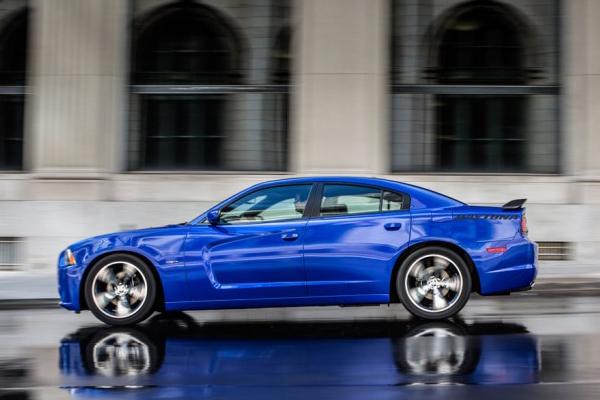 В Лос-Анджелесе покажут Dodge Charger Daytona