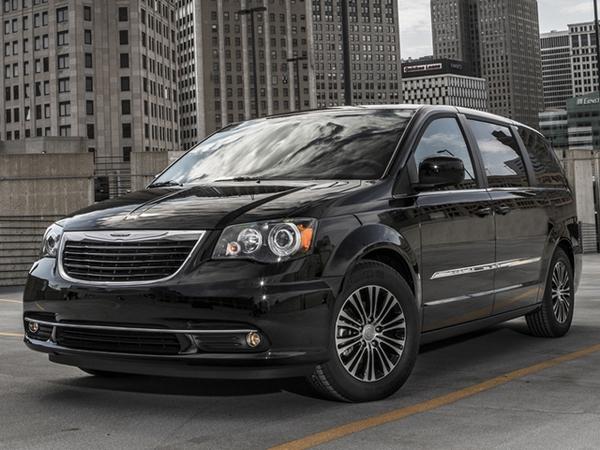 Chrysler подготовит особую версию Town & Сountry S