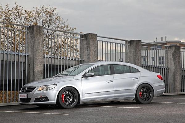 В MR Car Design доработали Volkswagen Passat CC