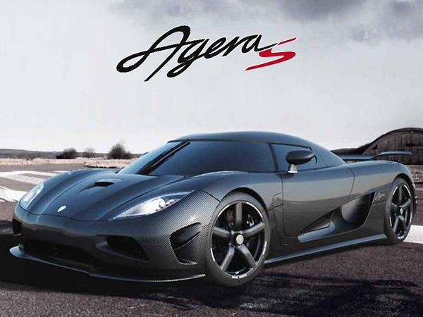 Koenigsegg Agera обрел новую модификацию «S»