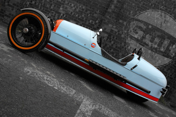 Morgan анонсировал 3 Wheeler Gulf Edition