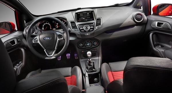 Американский Ford Fiesta ST оказался мощнее