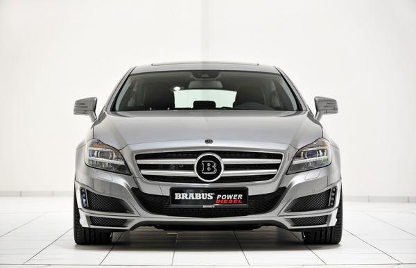 Brabus доработал дизельные двигатели Mercedes