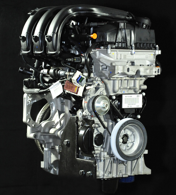Citroen презентовал 3-цилиндровые моторы PureTech