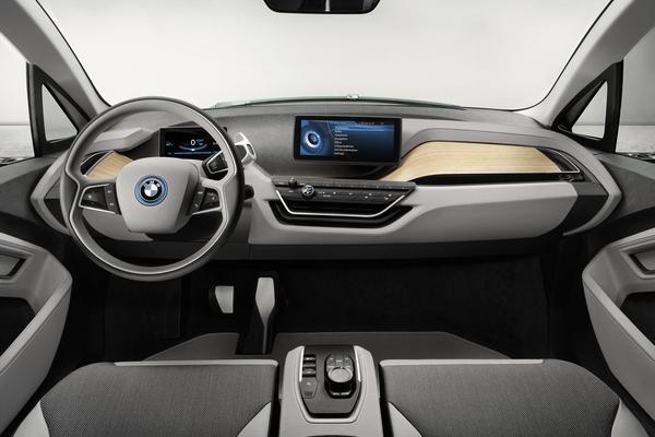 BMW привезет в Лос-Анджелес i3 Concept Coupe
