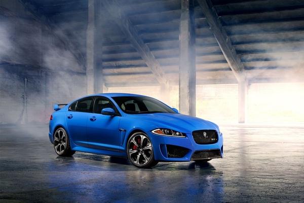 Внешность спорт-седана Jaguar XFR-S рассекречена