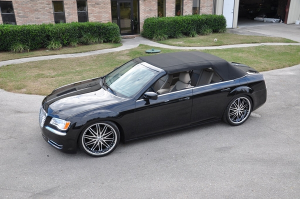 Chrysler 300 и Dodge Charger от Drop Top Customs
