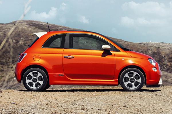 FIAT поделился техническими характеристиками 500e