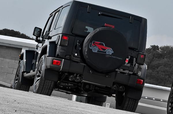 Jeep Wrangler Sahara 3.6 CJ400 от A.Kahn Design